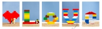 Lego Alphabet Photography