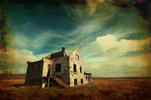 #2 - House of Forgotten Dreams, Iceland September 2012